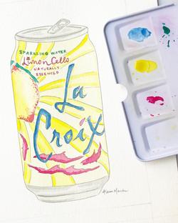 Limoncello La Croix