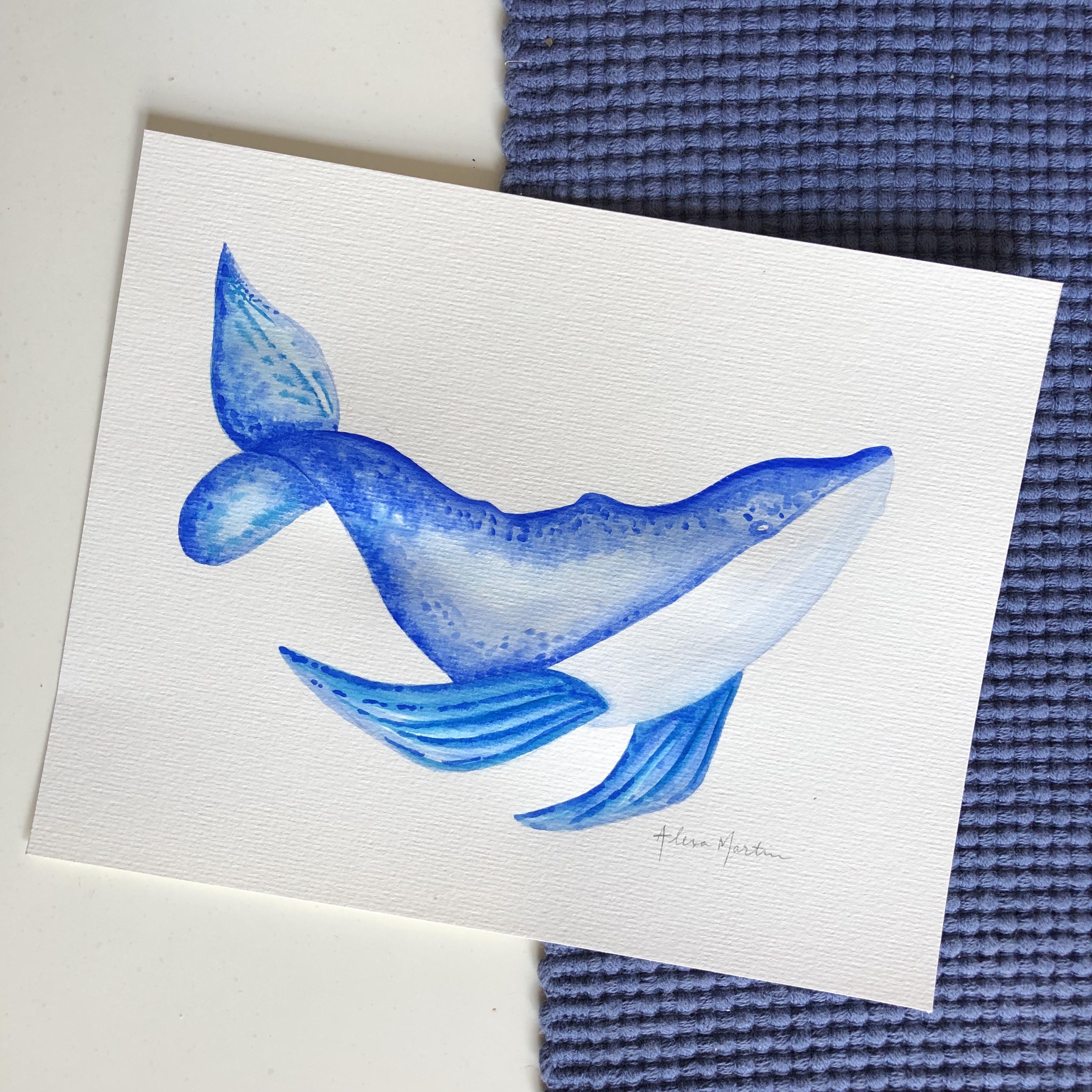 Whale Blues