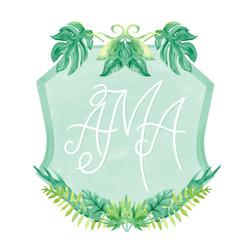 Amazonian Wedding Crest
