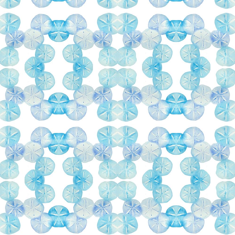 Small Sand Dollar Pattern