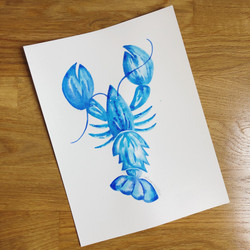 Lobster Blues