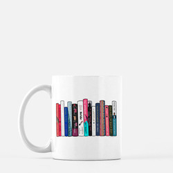 Custom Book Club Mug