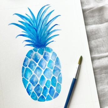 Coastal Pineapple