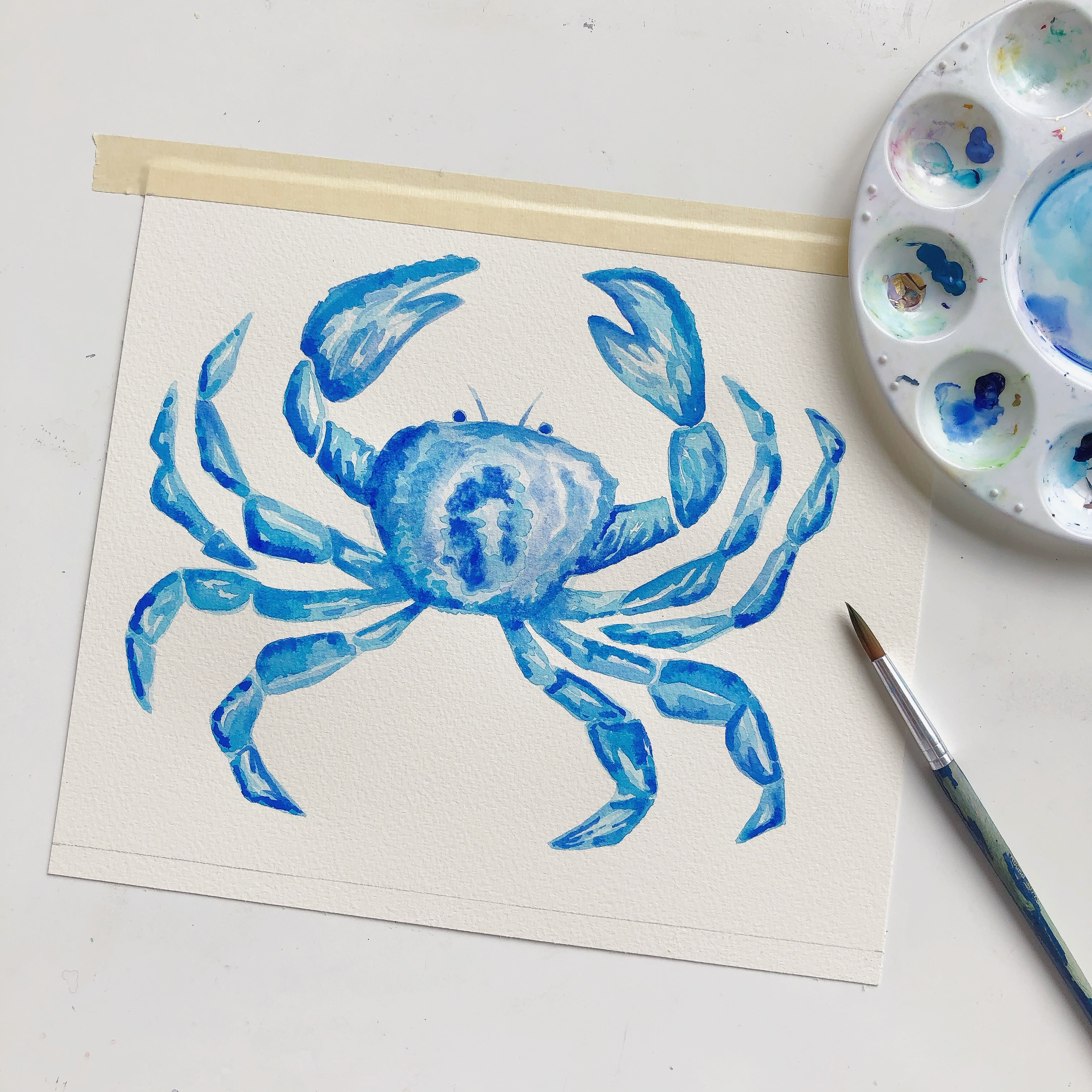 Crabby Blues
