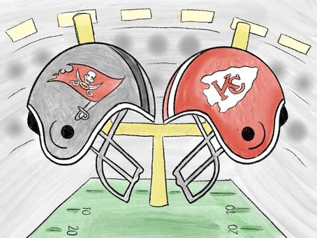 Friday Free Draw Episode 2! Super Bowl LIV! 2/5/21