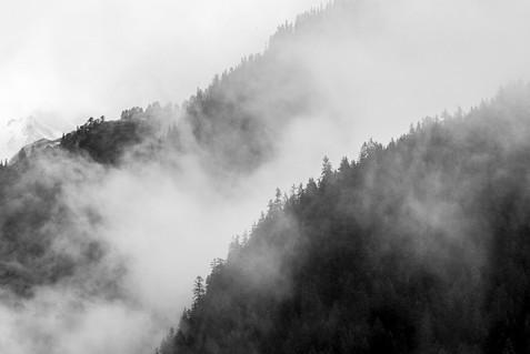Wolkenhänge