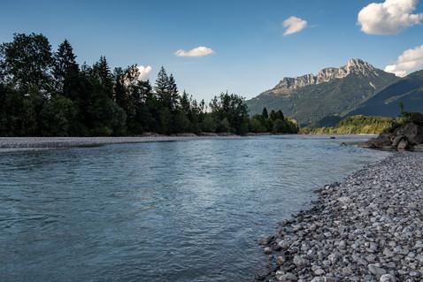 Sommer-Fluss-Lech-Reutte-Tirol-Österreich-Deutschland-Andreas-Gärtner-Kaufbeuren-Fotograf-