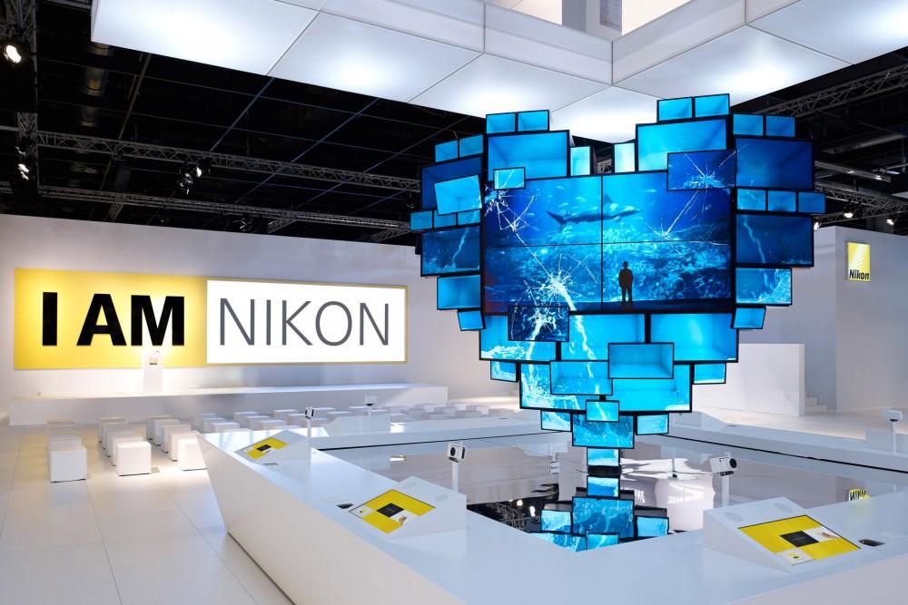 Nikon photokina 2012