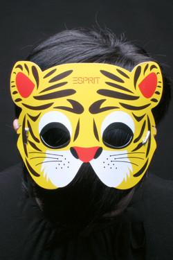 Kindermaske Give-away