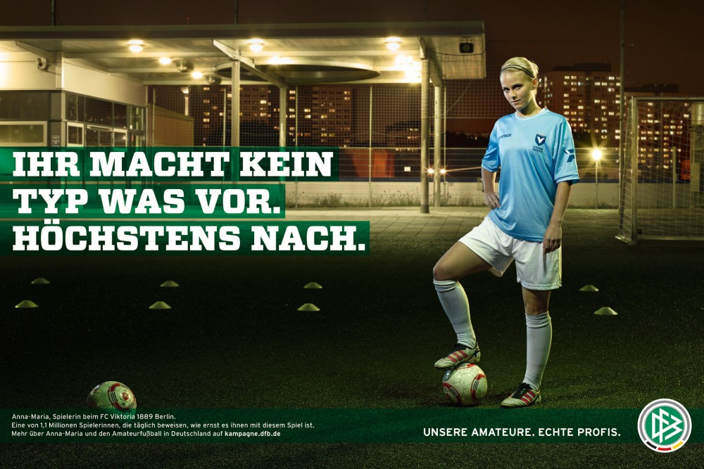 DFB Amateurkampagne