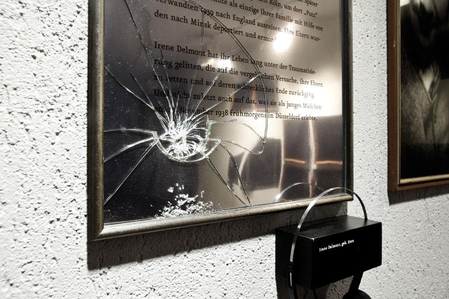 Der Riss im Glas