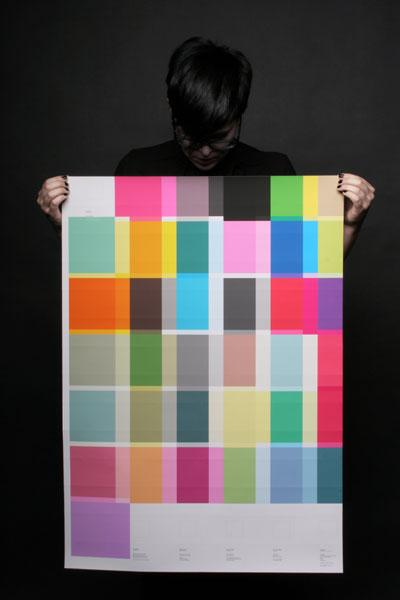 Farbebene