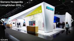 Siemens Living Kitchen 2015