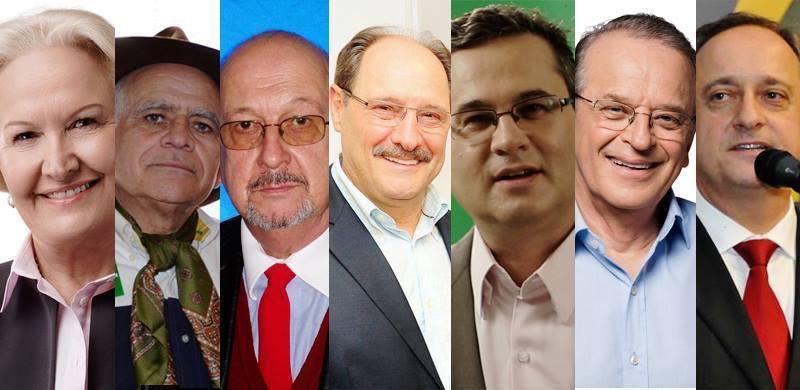 """""""Candidatos ao governo do RS respondem questões sobre área cultural"""", para o Nonada - Jornalismo Travessia"""