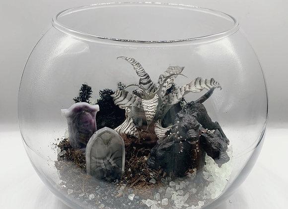 The Greenhouse of Horrors Terrarium