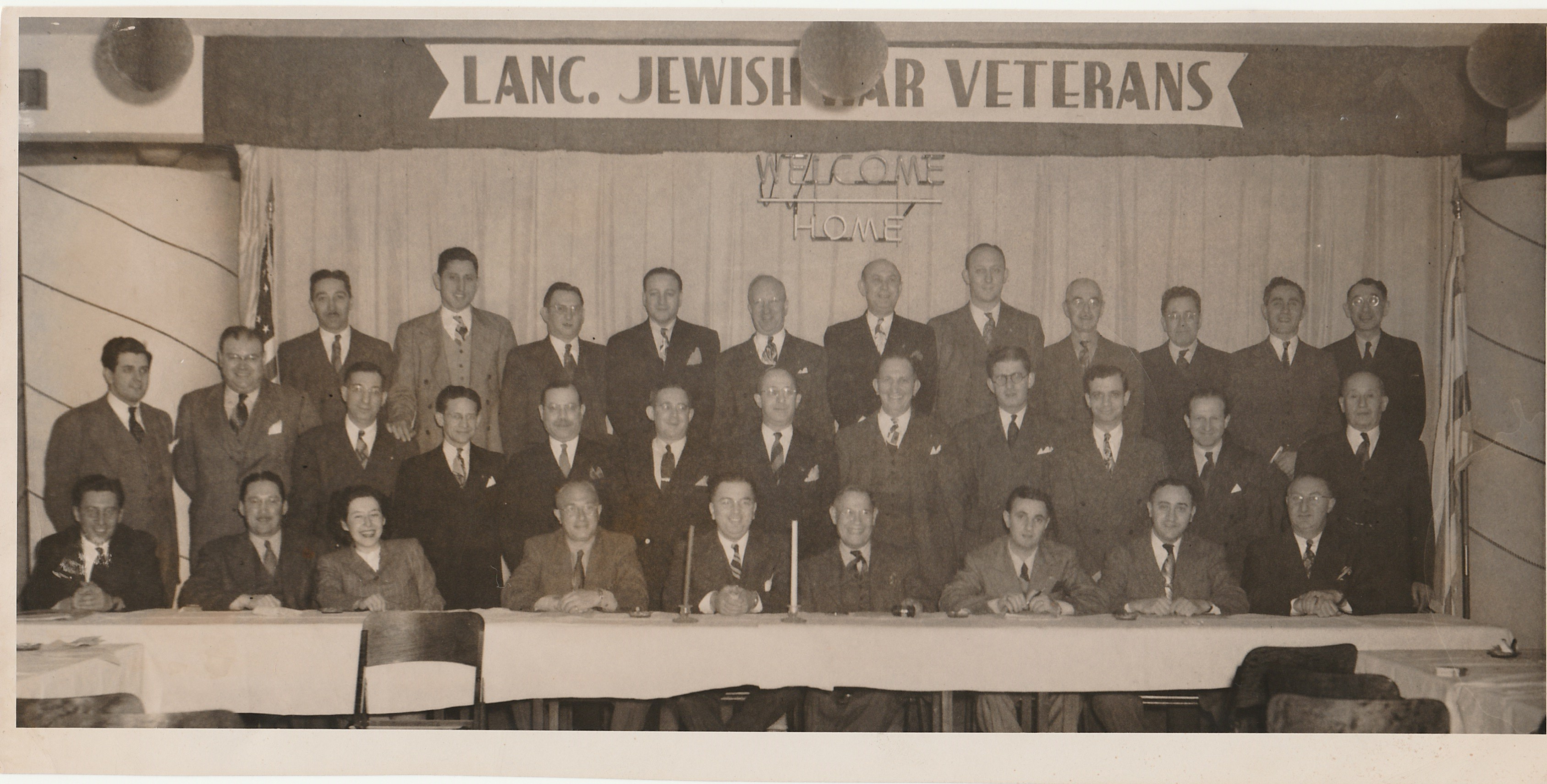 1946 Lancaster Jewish War Veterans Feb 3