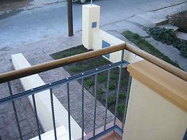 Vista desde balcon del dormitorio 3 haci