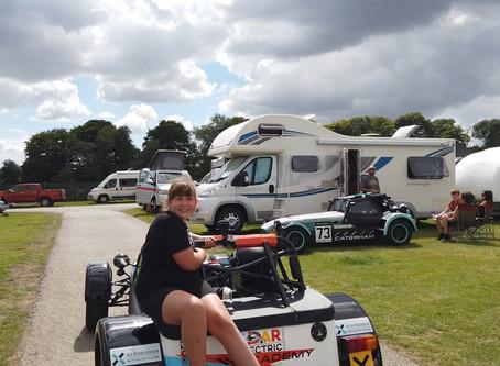 Rob Oldland Race Experience