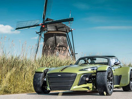 THE FIRST 2G SUPER SPORTS CAR - DONKERVOORT D8 GTO-JD70