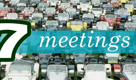 Seven Meetings - comming soon!