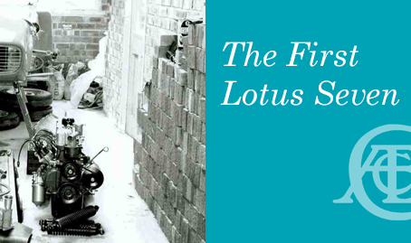 Cosworth and the first Lotus Super Seven Cosworth | Chapter 12