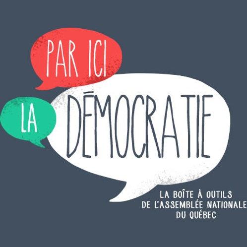 Par ici la démocratie