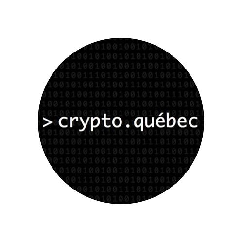 crypto • québec