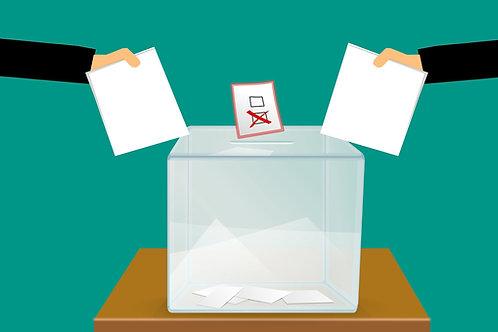 Démocratie et compétences numériques par Élections Canada