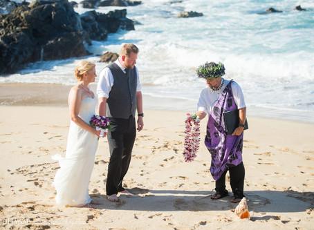 Catherine & Jason ~ Married at Ironwoods Beach