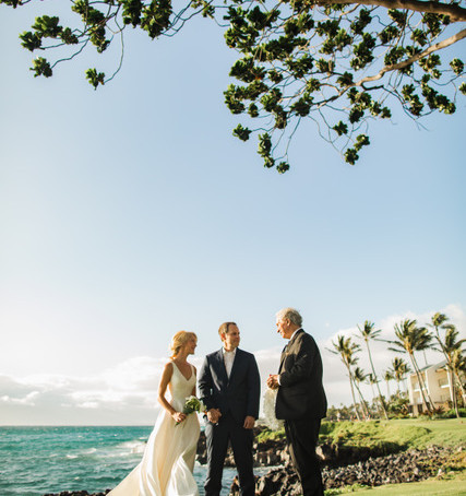 Maui Wedding Planner & Packages | Rosemary and Ken ~ Married at Wailea Beach Resort - Marriott, Maui