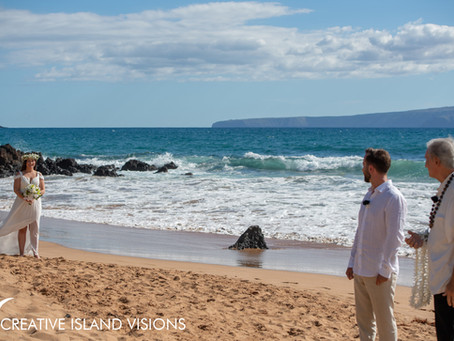 Maui Wedding Planner & Packages | Julie and Dino ~ Married at Poipu Beach