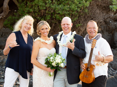 Maui Wedding Planner & Packages | Mary & Marc ~ Married at the Wailea Beach Resort - Marriott, Maui