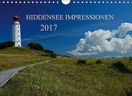 """""""Hiddensee-Impressionen"""" Kalender"""