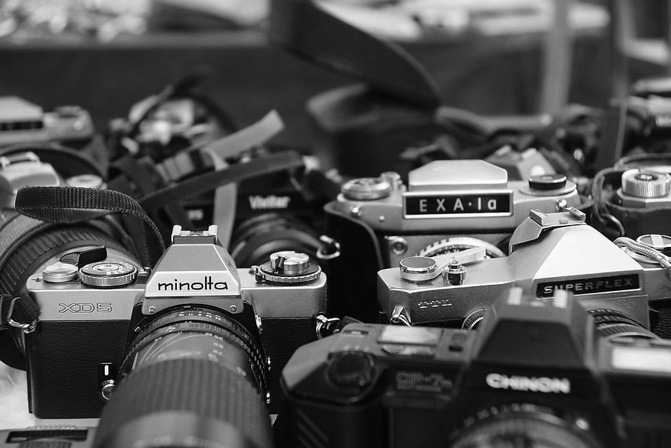 EXA, Minolta, Canon,