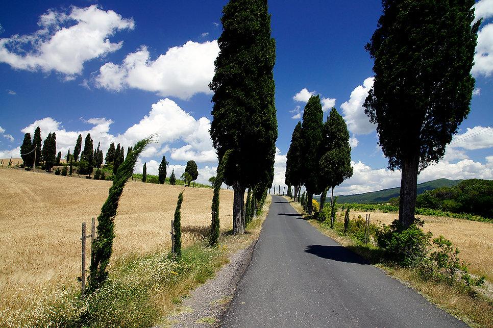 Tuscany, Toskana