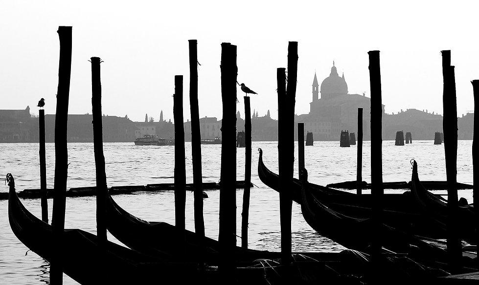 Venedig, Blick, View,