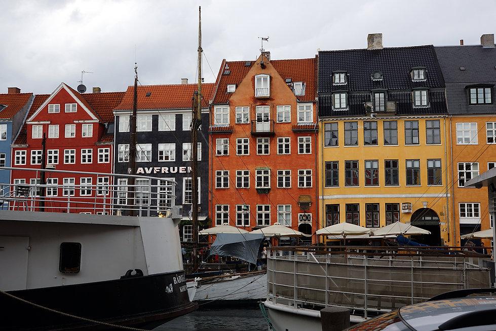 Kopenhagen, Copenhagen, Nyhavn,
