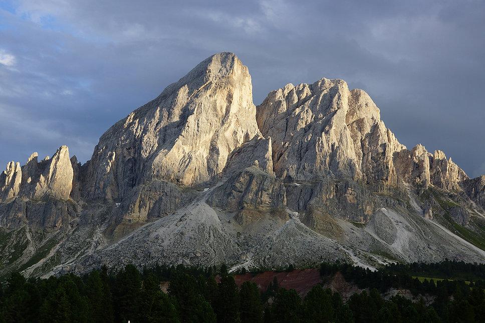Dolomites, Würzjoch