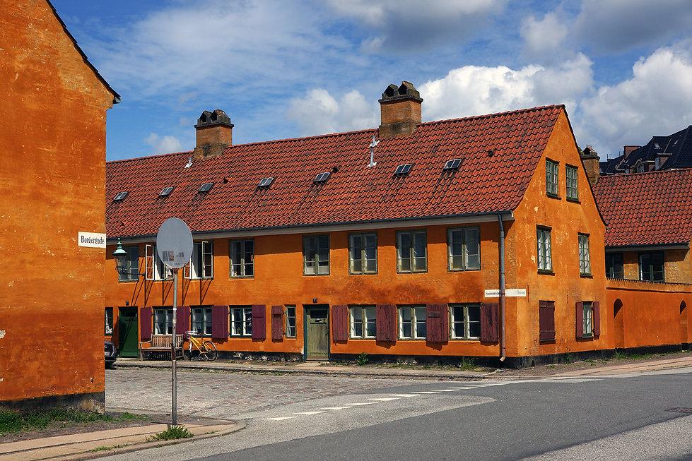 BORGERGADE, COPENHAGEN, DENMARK, 2017