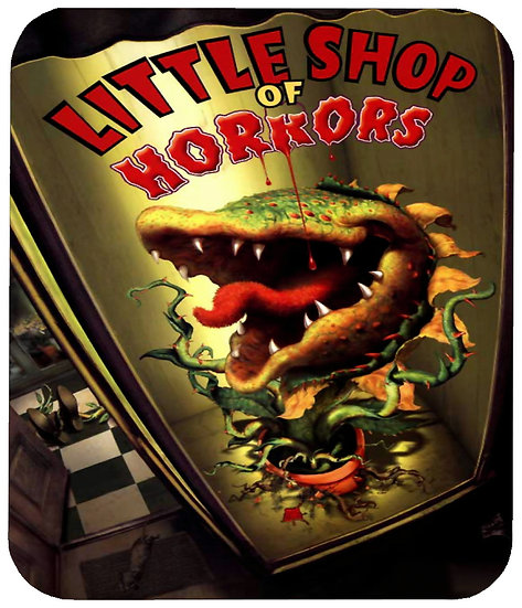 LITTLE SHOP OF HORRORS MOUSE PAD