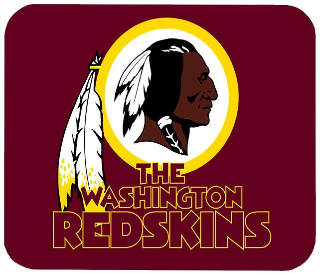 WASHINGTON REDSKINS MOUSE PAD - (R)