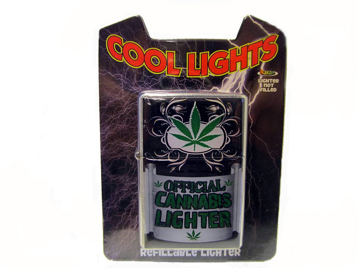 COOL LIGHTS (OFFICIAL CANNABIS) LIGHTER