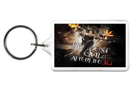 RESIDENT EVIL (AFTER LIFE) KEY CHAIN