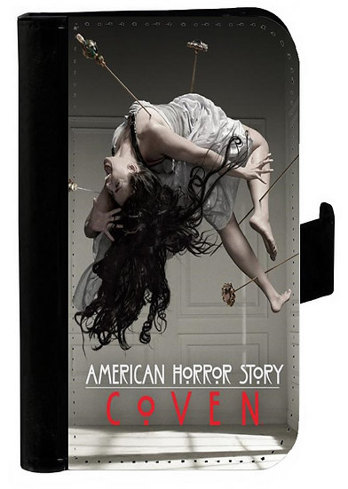 AMERICAN HORROR STORY (coven) - LEATHER WALLET