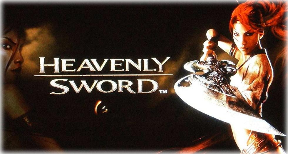 HEAVENLY SWORD CERAMIC MUG