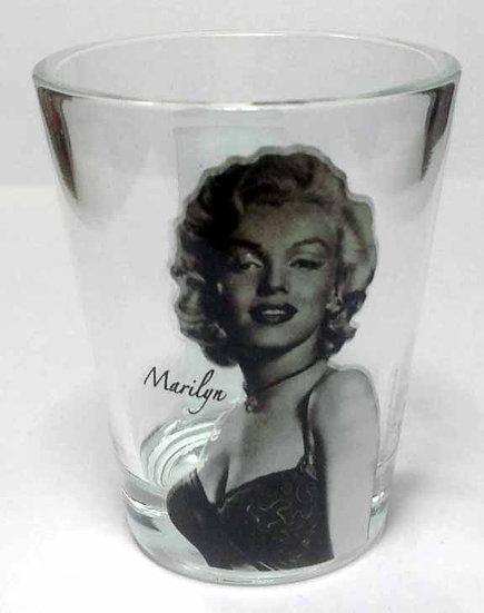 MARILYN MONROE - SHOT GLASS - (BNW1)