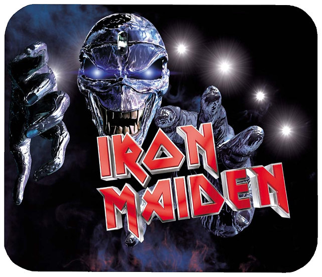 IRON MAIDEN MOUSE PAD - (M)