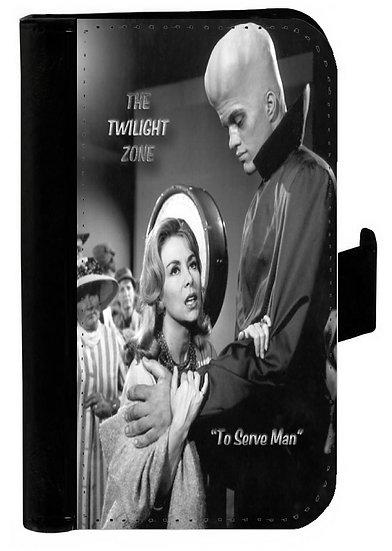 TWILIGHT ZONE (tsm) - LEATHER WALLET