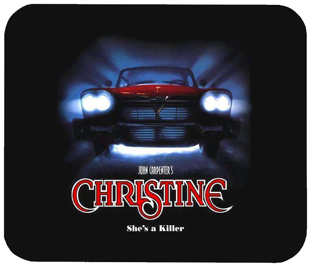 CHRISTINE MOUSE PAD