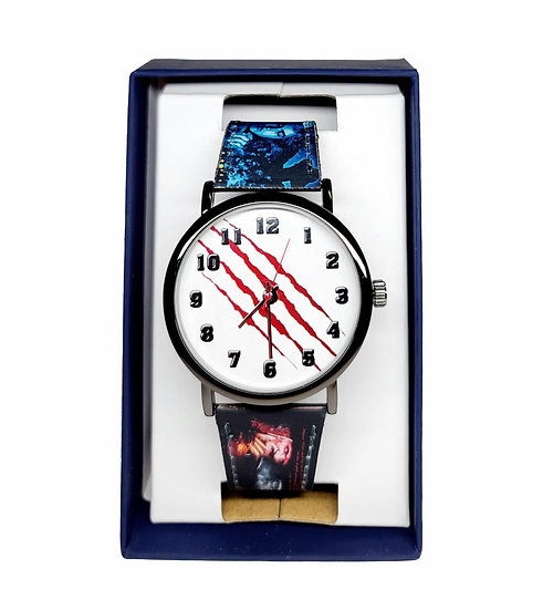 A NIGHTMARE ON ELM ST WRIST WATCH or BAND